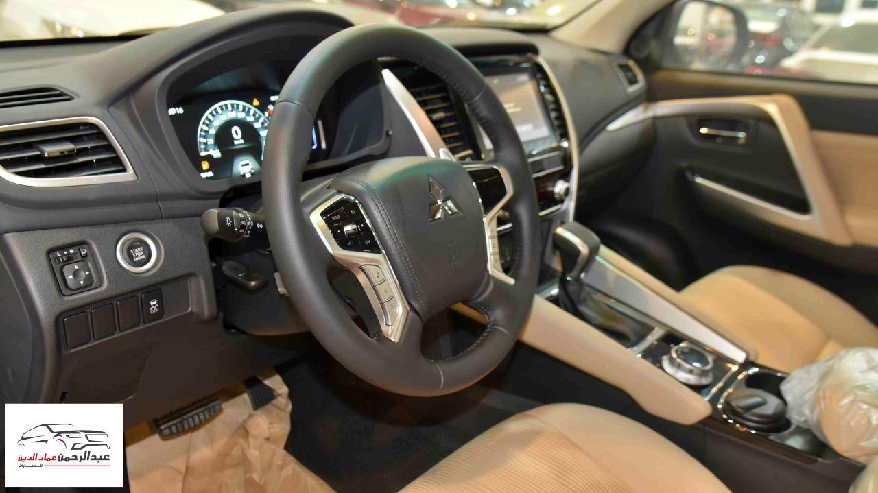 ميتسوبيشي 2020 مونتيرو ستاندر دبل سعودي عرض خاص  للبيع في الرياض - السعودية - صورة كبيرة - 6