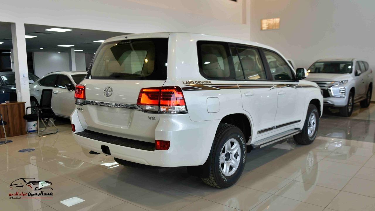 تويوتا لاندكروزر GXR1  2021 بنزين V8  خليجي للبيع في الرياض - السعودية - صورة كبيرة - 8