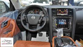 نيسان باترول 2021 بلاتنيوم V8 فل 400 حصان جديد للبيع في الرياض - السعودية - صورة صغيرة - 5