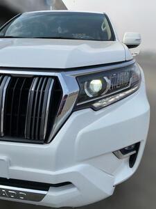 سيارة تويوتا برادو 2018 خليجي نص فل دبل