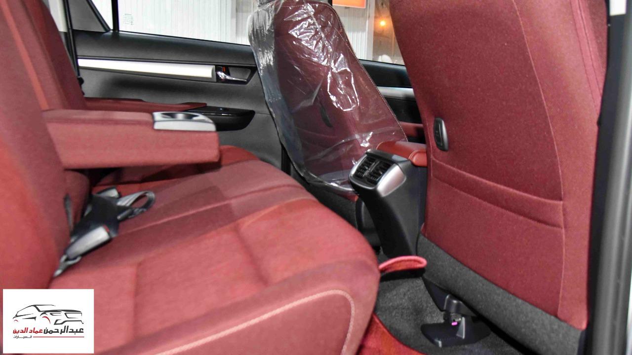 تويوتا هايلكس  2021   6 سلندر  VX اتوماتيك بنزين   خليجي  للبيع في الرياض - السعودية - صورة كبيرة - 10