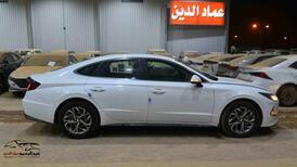 هونداي سوناتا 2021 سعودي 2500cc سمارت_شامل الضريبه للبيع في الرياض - السعودية - صورة صغيرة - 2