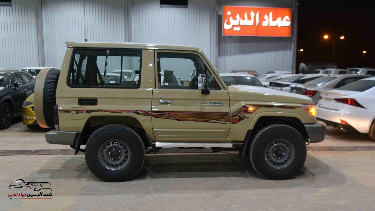 تويوتا ربع  2021 ونش  بنزين سعودي  للبيع في الرياض - السعودية - صورة كبيرة - 2