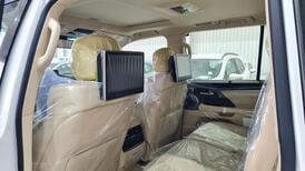 لكزس LX 570s فل  2021  دبل سعودي جديد للبيع في الرياض - السعودية - صورة صغيرة - 12