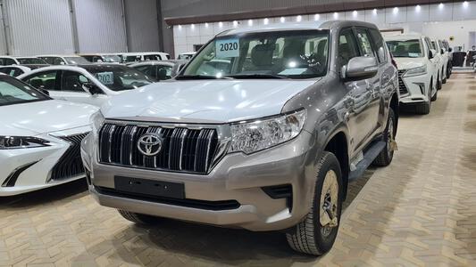 سيارة تويوتا برادو TXL نص فل 2020  دبل كويتي جديد للبيع