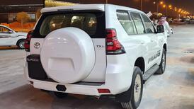 تويوتا برادو TXLنص فل 2020  دبل كويتي جديد للبيع في الرياض - السعودية - صورة صغيرة - 6