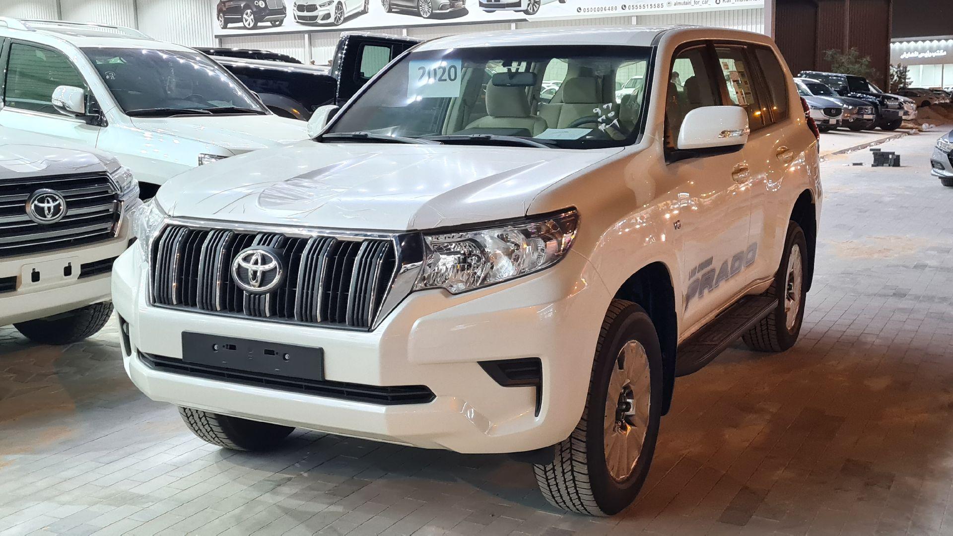 تويوتا برادو TXLنص فل 2020  دبل كويتي جديد للبيع في الرياض - السعودية - صورة كبيرة - 1