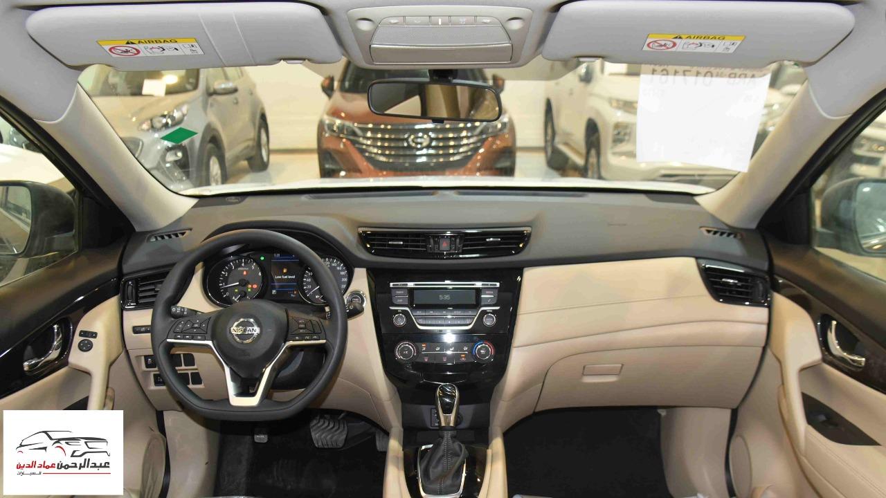 نيسان اكس تريل 2021 فئة S دبل سعودي للبيع في الرياض - السعودية - صورة كبيرة - 12
