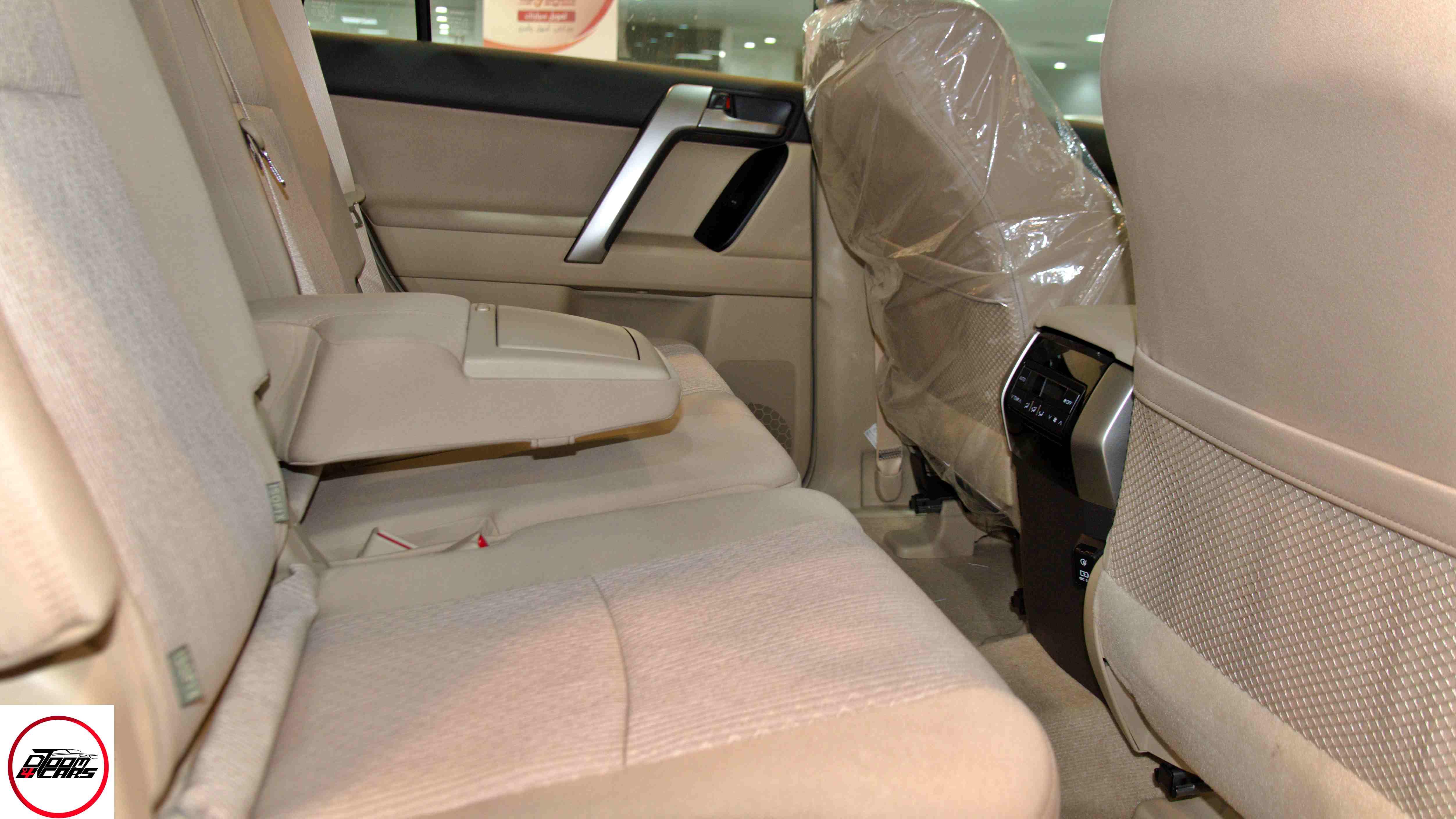 تويوتا برادو2021 VX1 بنزين  سعودي  للبيع في الرياض - السعودية - صورة كبيرة - 9