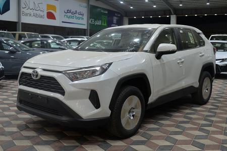 تويوتا راف فور LE 2021  دبل 4WD سعودي جديد
