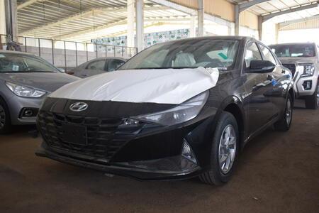 سيارة هونداي النترا GL ستاندر 2021 سعودي جديد للبيع
