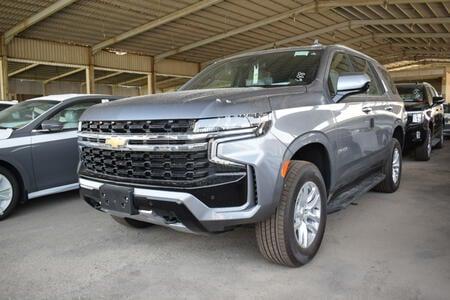 سيارة شفروليه تاهو LS ستاندر 2021  سعودي جديد للبيع