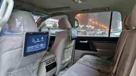 تويوتا لاندكروزر GXR3 قراند تورنج 2021 فل دبل  خليجي جديد للبيع في الرياض - السعودية - صورة صغيرة - 8