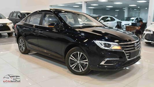 سيارة ام جي 5 MG فل كامل 2021 سعودي  للبيع