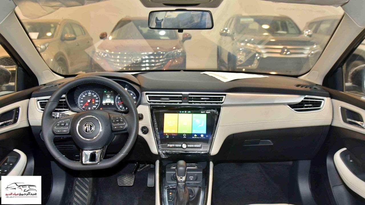 ام جي 5 MG فل كامل 2021 سعودي  للبيع في الرياض - السعودية - صورة كبيرة - 12