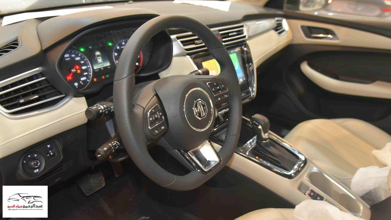 ام جي 5 MG فل كامل 2021 سعودي  للبيع في الرياض - السعودية - صورة كبيرة - 7