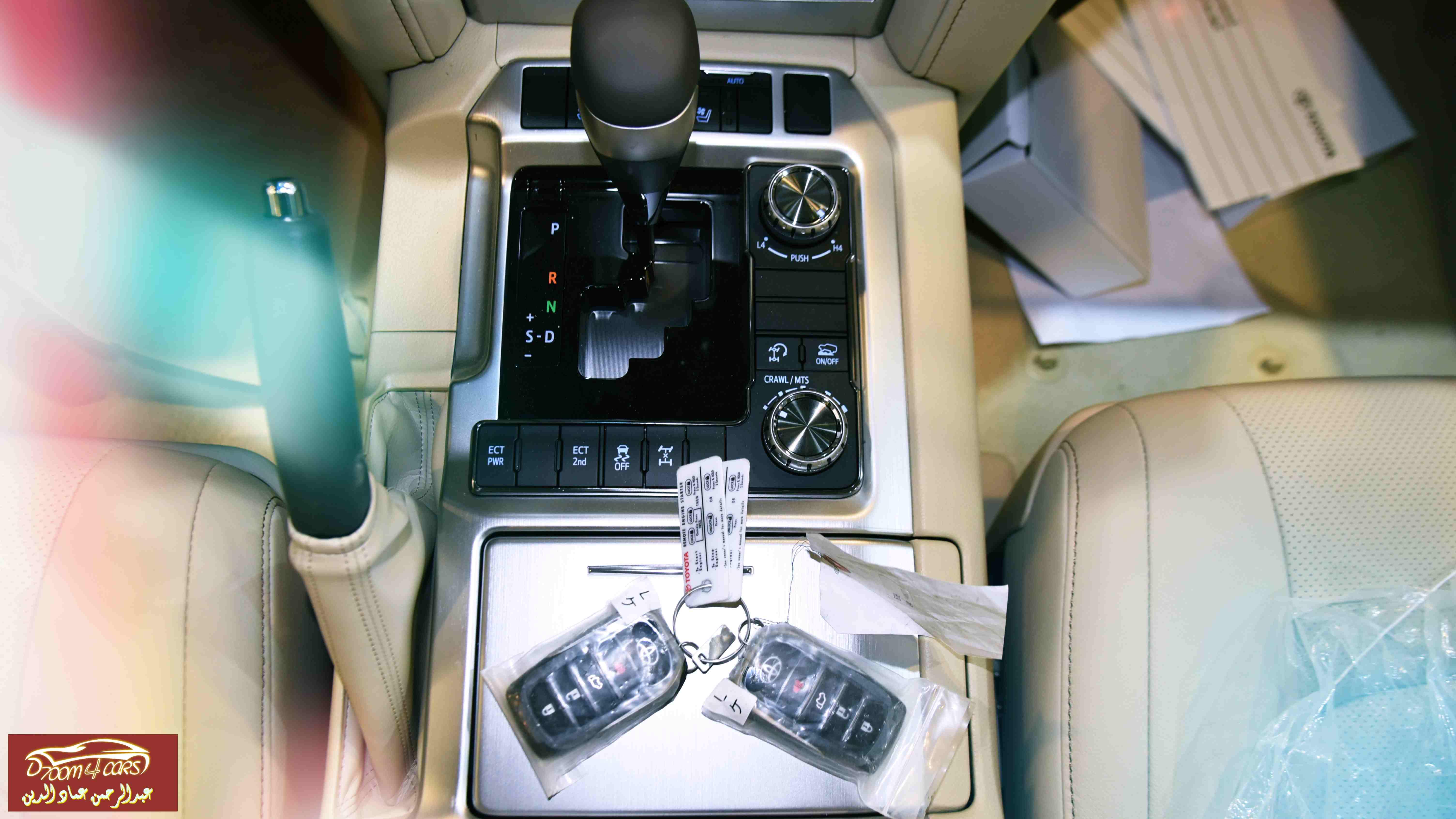 لاندكروزر 2021 VXR1 سعودي 8 سلند سعودي  للبيع في الرياض - السعودية - صورة كبيرة - 8