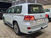 تويوتا لاندكروزر GXR قراند تورنق فل دبل 2021 بريمي جديد للبيع في الرياض - السعودية - صورة صغيرة - 4