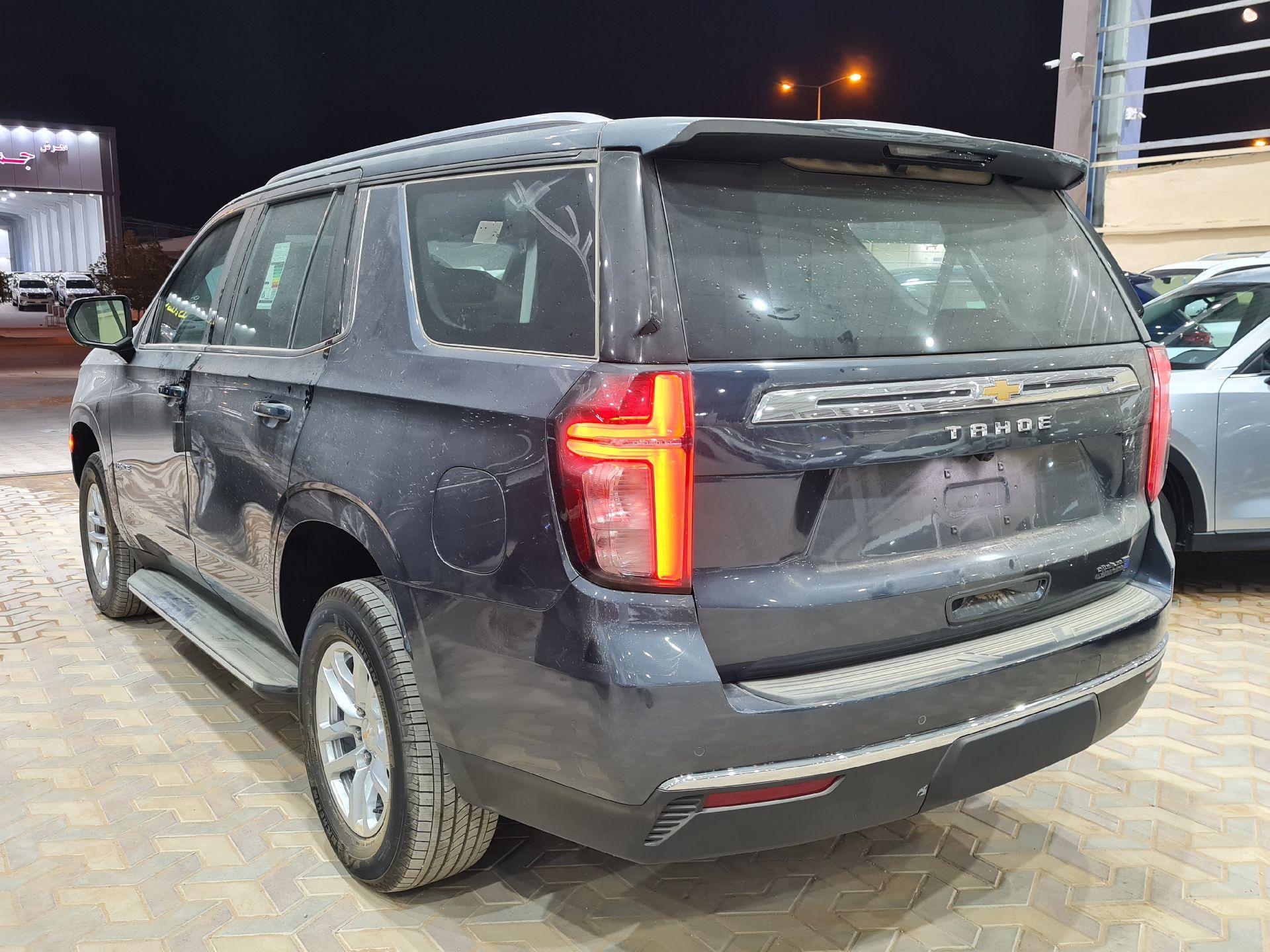 شفروليه تاهو LS ستاندر  2021 سعودي جديد للبيع في الرياض - السعودية - صورة كبيرة - 4