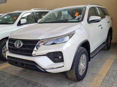 تويوتا فورتشنر VX1 نص فل 2021 دبل سعودي جديد
