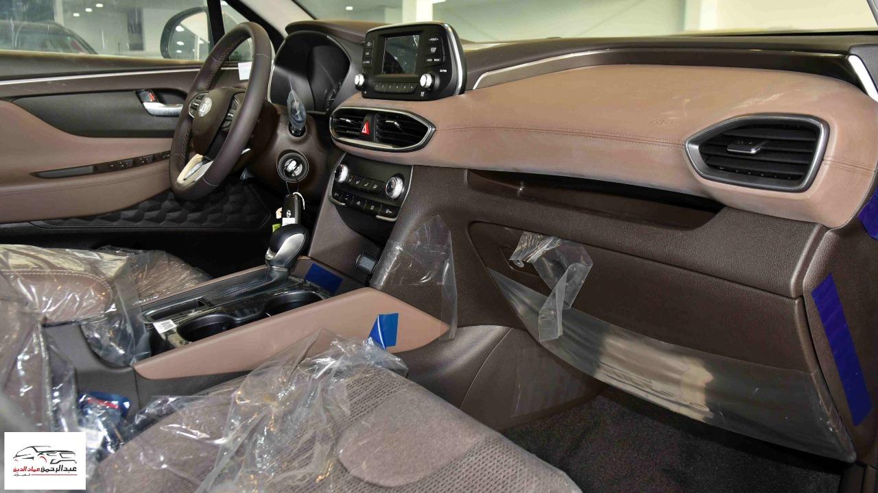 هيونداي سنتافي   بانوراما  2020 خليجي جديد للبيع في الرياض - السعودية - صورة كبيرة - 6