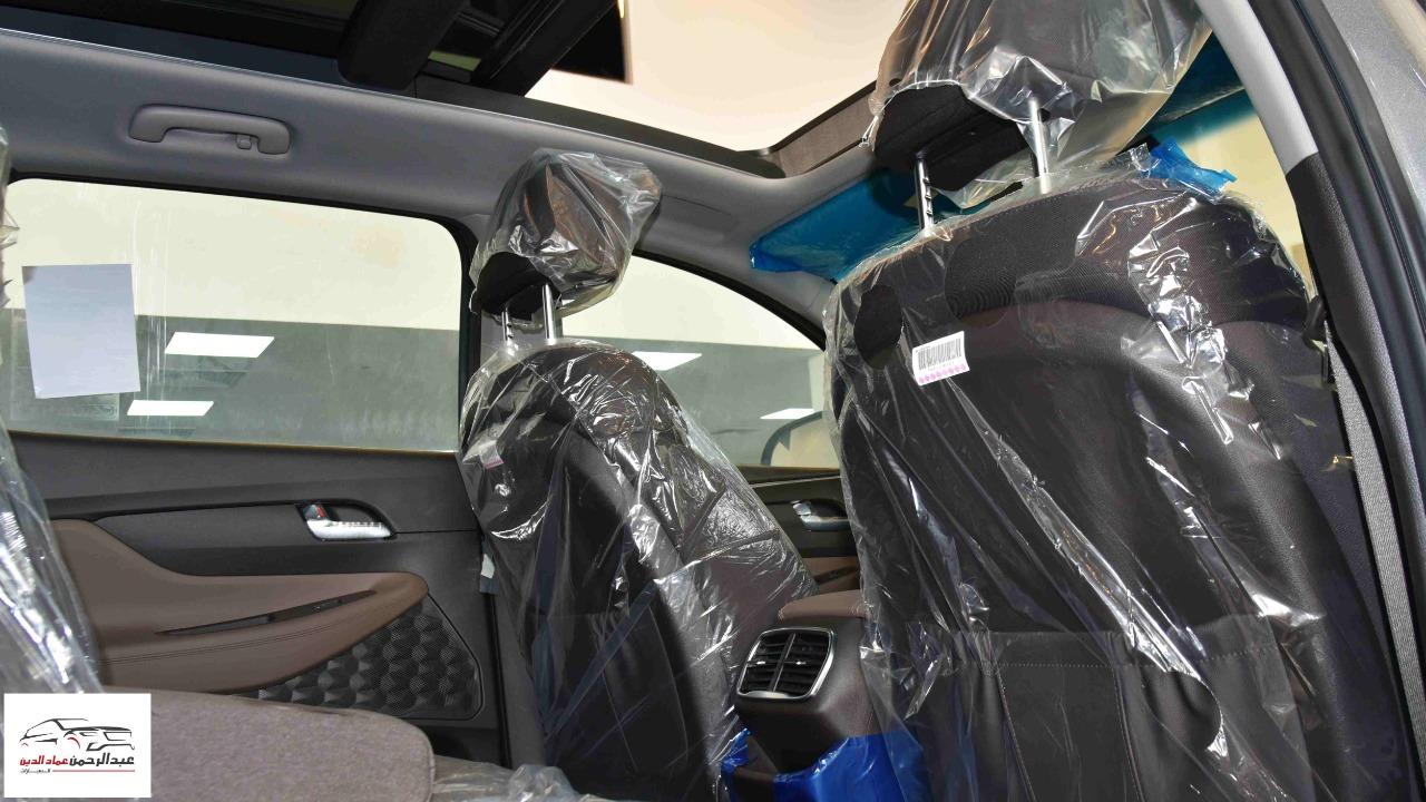 هيونداي سنتافي   بانوراما  2020 خليجي جديد للبيع في الرياض - السعودية - صورة كبيرة - 11
