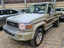 تويوتا شاص LX  دبل 2020 غمارة عماني جديد للبيع في الرياض - السعودية - صورة صغيرة - 1