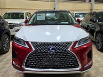 لكزس RX 450-BH Hybrid فل  2020 دبل سعودي جديد للبيع في الرياض - السعودية - صورة صغيرة - 5