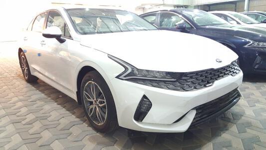 كيا K5 ستاندر 2021  سعودي جديد