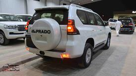 تويوتا برادو  2021   TXL2  فتحة سقف 6  سلندر  بنزين  سعودي جديد للبيع في الرياض - السعودية - صورة صغيرة - 4