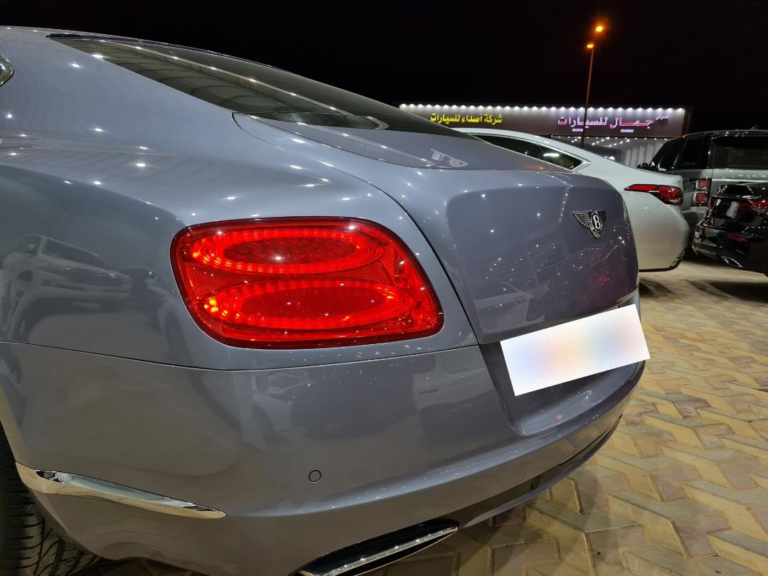 بنتلي كونتيننتال GT جي تي 2013 سعودي للبيع في الرياض - السعودية - صورة كبيرة - 6