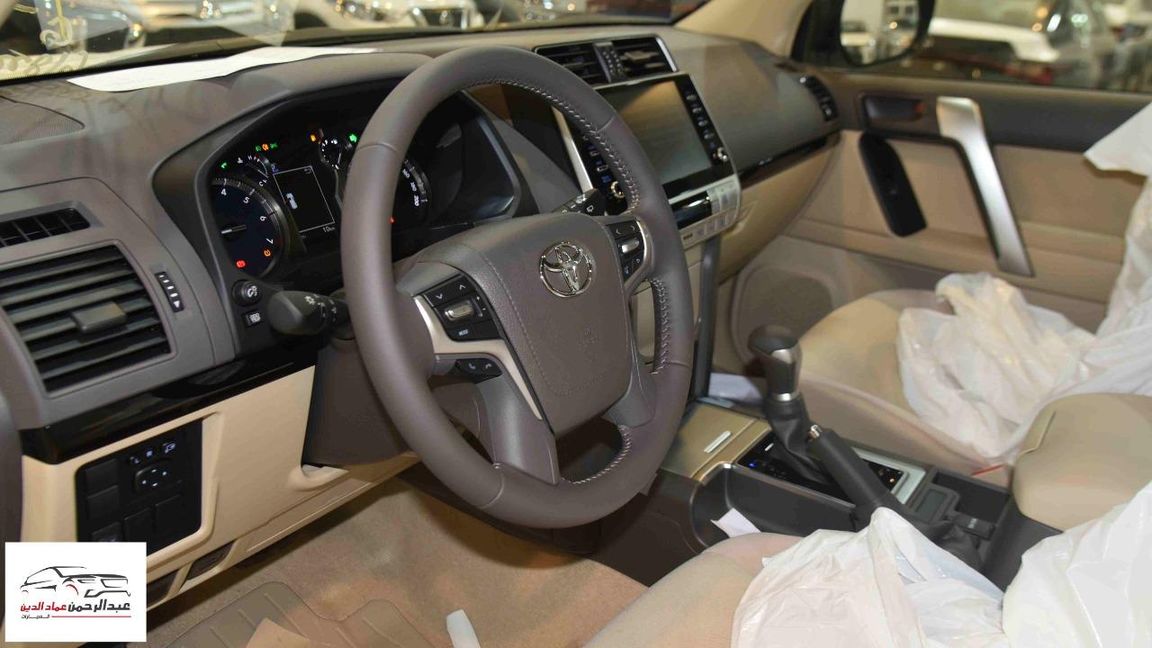 تويوتا برادو 2021  3 باب  TXL1  بنزين  4 سلندر  سعودي  للبيع في الرياض - السعودية - صورة كبيرة - 7