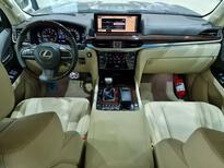 لكزس LX 570-SS Sport كويتي 2020 فل للبيع في الرياض - السعودية - صورة صغيرة - 15