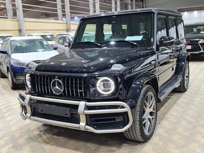 سيارة مرسيدس G63 الماني 2019 فل للبيع