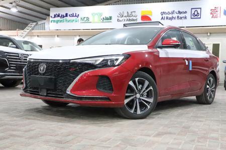 سيارة شانجان ايدو بلس Limited 2022 فل سعودي للبيع