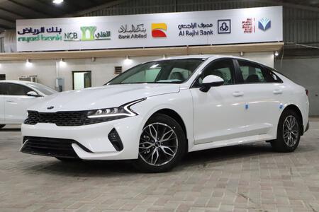 سيارة كيا K5 2021 ستاندر سعودي للبيع