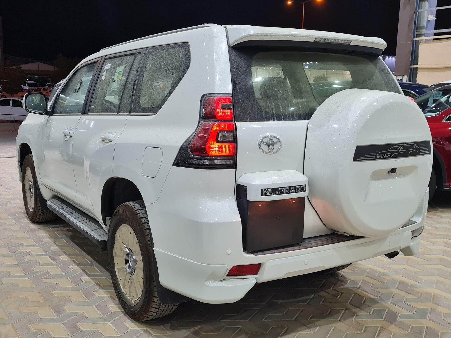 تويوتا برادو TXL1 فل 2021 دبل خليجي جديد للبيع في الرياض - السعودية - صورة كبيرة - 4