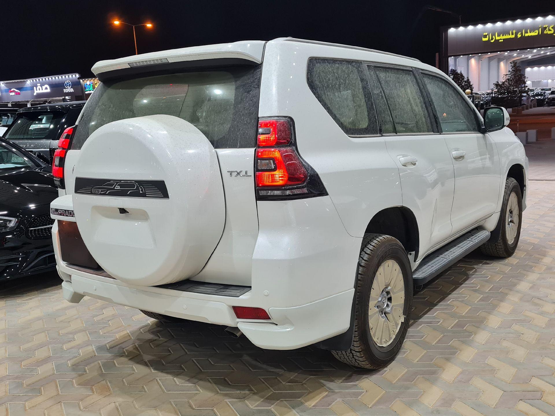 تويوتا برادو TXL1 فل 2021 دبل خليجي جديد للبيع في الرياض - السعودية - صورة كبيرة - 6
