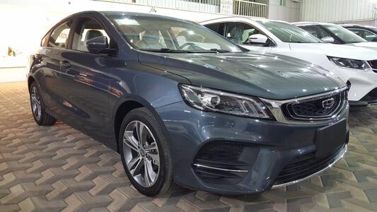 جيلي بين راي Luxury GL فل 2021 سعودي جديد