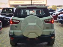 فورد ايكو سبورت  2020 خليجي نص فل للبيع في الرياض - السعودية - صورة صغيرة - 3