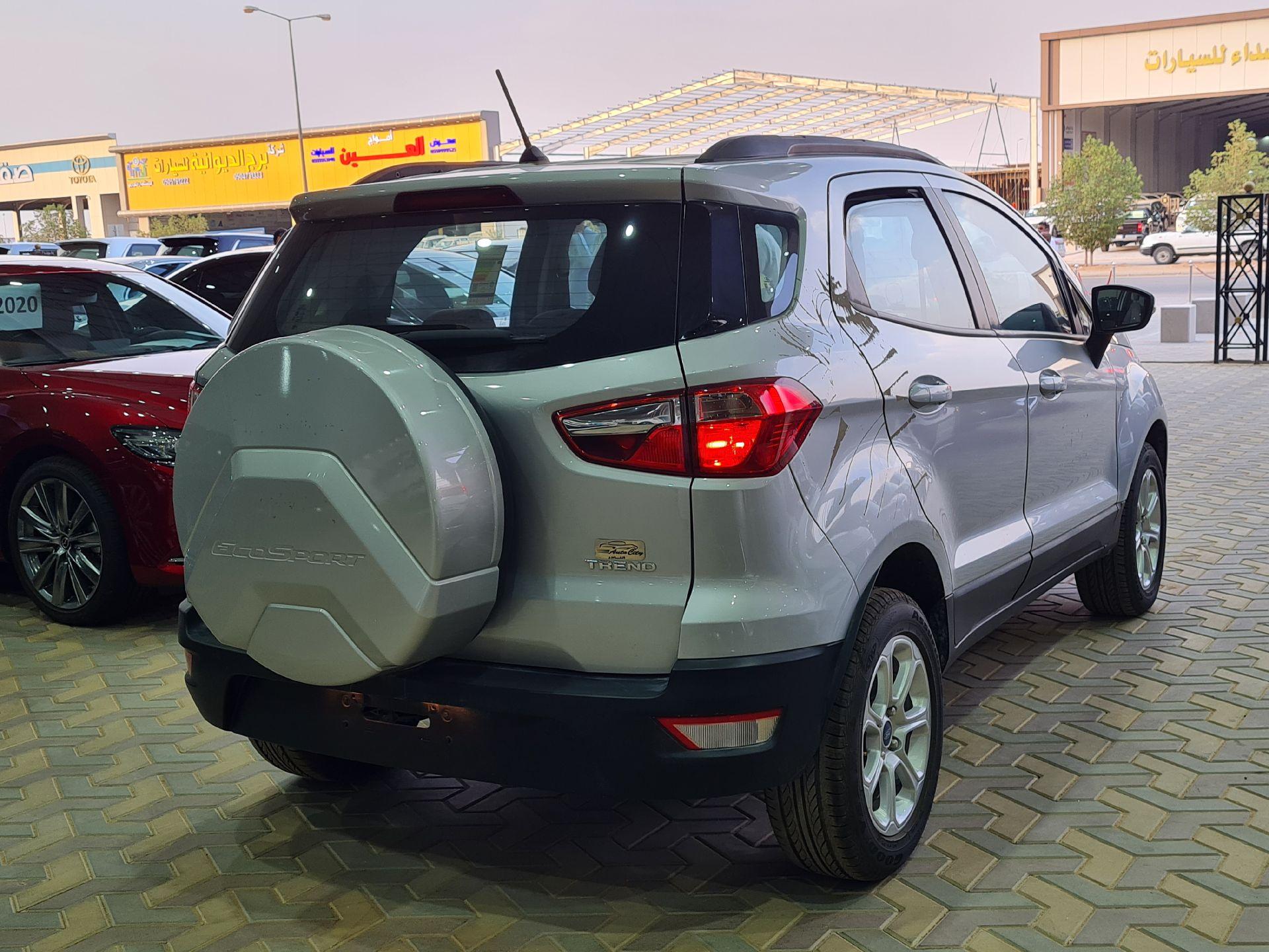فورد ايكو سبورت  2020 خليجي نص فل للبيع في الرياض - السعودية - صورة كبيرة - 7