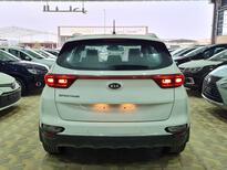 كيا سبورتاج 2020 ستاندر سعودي جديد للبيع في الرياض - السعودية - صورة صغيرة - 5