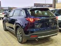مازدا CX9 فل 2020 خليجي جديد للبيع في الرياض - السعودية - صورة صغيرة - 4