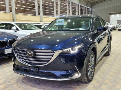 سيارة مازدا CX9 فل 2020 خليجي جديد للبيع