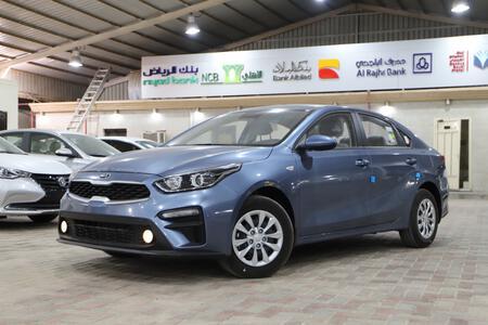 كيا سيراتو LX ستاندر  2021 سعودي جديد
