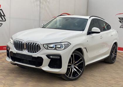 بي ام دبليو  BMW X6 xDrive 40i فل 2020