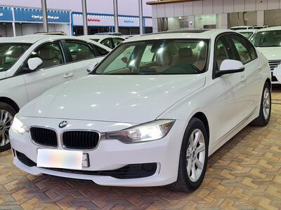 BMW 320i سعودي 2013 نص فل