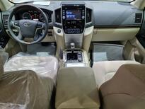 تويوتا لاندكروزر GXR2 2021 نص فل عماني للبيع في الرياض - السعودية - صورة صغيرة - 12