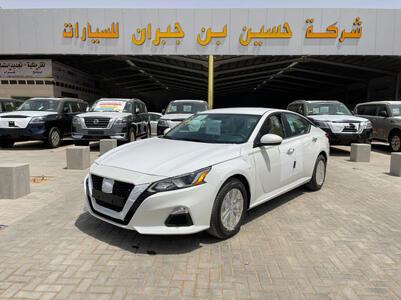 نيسان التيما 2021 سعودي ضمان الوكيل S
