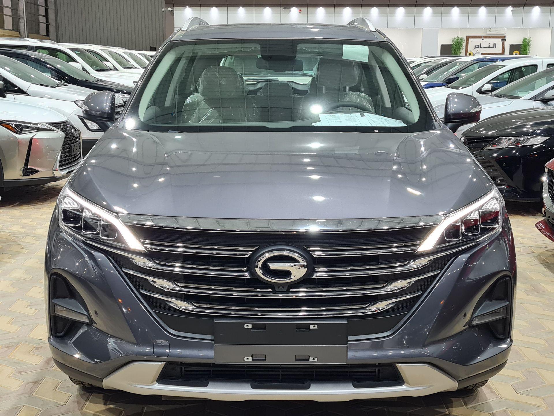 جي أيه سي GS5 فل  2021 سعودي جديد للبيع في الرياض - السعودية - صورة كبيرة - 4